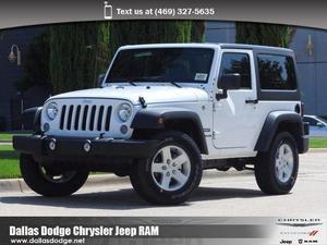 Jeep Wrangler Sport For Sale In Dallas | Cars.com