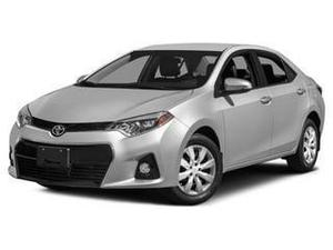 Toyota Corolla For Sale In Richardson | Cars.com