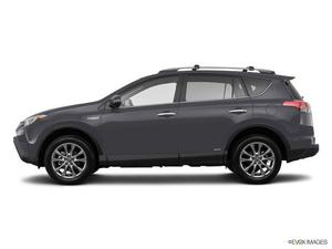 Toyota RAV4 Hybrid Limited For Sale In Houma | Cars.com