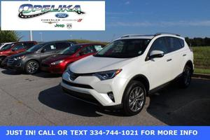 Toyota RAV4 Limited For Sale In Opelika | Cars.com
