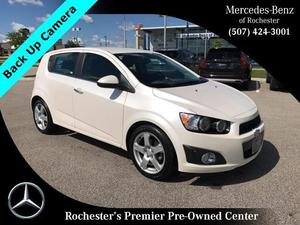 Chevrolet Sonic LTZ For Sale In Rochester | Cars.com