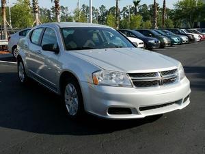 Dodge Avenger SE For Sale In Jacksonville | Cars.com