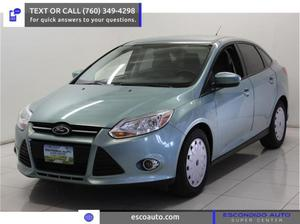 Ford Focus SE For Sale In Escondido | Cars.com