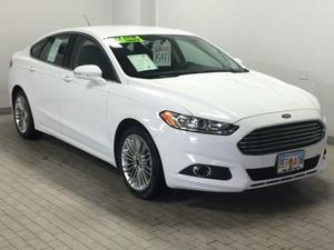 Ford Fusion SE For Sale In Anchorage | Cars.com