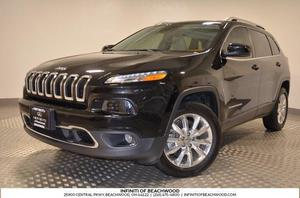 Jeep Cherokee Limited For Sale In Beachwood | Cars.com