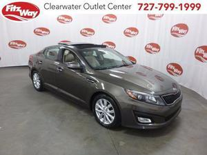 Kia Optima For Sale In Clearwater   Cars.com
