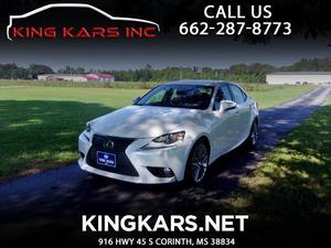 Lexus IS 250 Base For Sale In Corinth | Cars.com
