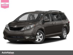 Toyota Sienna LE For Sale In Pinellas Park | Cars.com