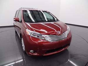 Toyota Sienna Limited Premium For Sale In Prairieville