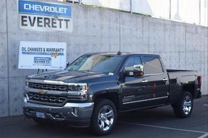 Chevrolet Silverado  LTZ For Sale In Everett  