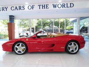 Ferrari F355 Spider F1 For Sale In Fort Lauderdale |