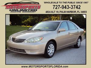Toyota Camry LE For Sale In Palm Harbor | Cars.com