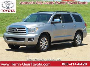 Toyota Sequoia Limited For Sale In Jackson | Cars.com