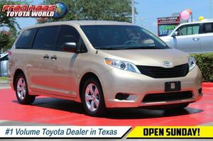 Toyota Sienna L For Sale In Spring | Cars.com