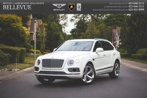 Bentley Bentayga For Sale In Bellevue   Cars.com
