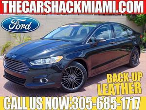 Ford Fusion SE For Sale In Hialeah | Cars.com