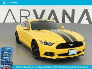 Ford Mustang EcoBoost For Sale In Dallas | Cars.com