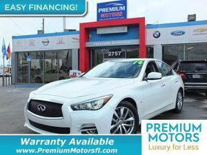 INFINITI Q50 Base For Sale In Miami | Cars.com