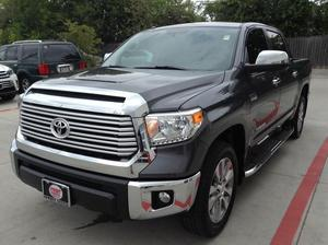 Toyota Tundra Limited For Sale In Dallas   Cars.com