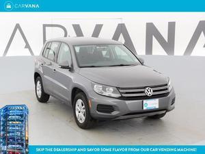 Volkswagen Tiguan Auto SE For Sale In Jacksonville |