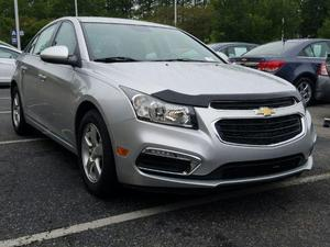 Chevrolet Cruze 1LT For Sale In Jackson | Cars.com
