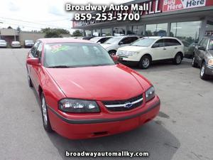 Chevrolet Impala Base For Sale In Lexington | Cars.com