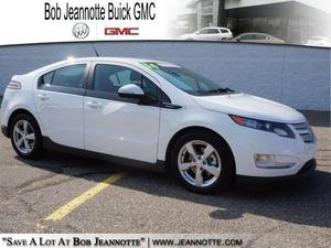 Chevrolet Volt Base For Sale In Plymouth | Cars.com