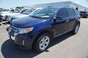 Ford Edge SEL For Sale In Richardson | Cars.com