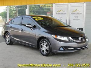 Honda Civic Hybrid For Sale In Boise | Cars.com