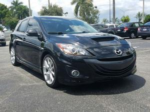 Mazda Mazda3 Mazdaspeed3 Sport For Sale In Tampa |