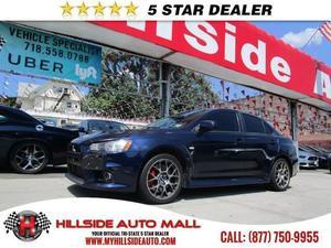 Mitsubishi Lancer Evolution MR For Sale In Queens |