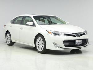 Toyota Avalon Limited For Sale In Escondido | Cars.com