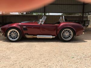 Ford Shelby Cobra Convertible
