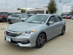 Honda Accord Sport SE For Sale In Fort Worth | Cars.com