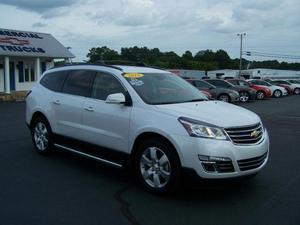 Chevrolet Traverse LTZ For Sale In Boaz | Cars.com