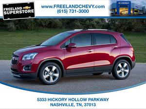 Chevrolet Trax LT in Antioch, TN