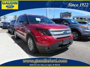 Ford Explorer XLT in Las Vegas, NV