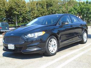 Ford Fusion SE For Sale In Van Nuys | Cars.com