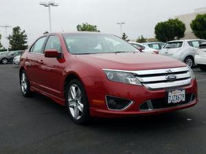 Ford Fusion Sport For Sale In Costa Mesa | Cars.com