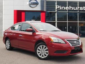 Nissan Sentra SV For Sale In Southern Pines | Cars.com