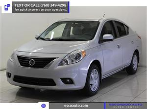 Nissan Versa 1.6 SV For Sale In Escondido | Cars.com