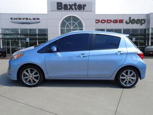 Toyota Yaris SE For Sale In Bellevue | Cars.com