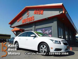 Chevrolet Cruze 1LT For Sale In Abilene | Cars.com