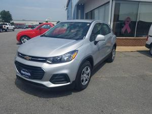 Chevrolet Trax LS For Sale In Denton | Cars.com