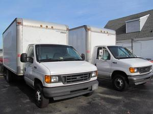 Ford Commercial Vans in Richmond, VA