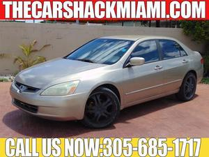 Honda Accord DX in Hialeah, FL