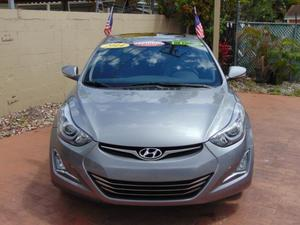 Hyundai Elantra Limited For Sale In Hialeah | Cars.com