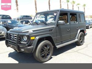 Mercedes-Benz G550 For Sale In Henderson | Cars.com
