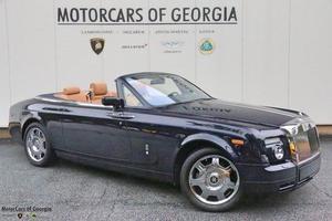 Rolls-Royce Phantom Drophead Coupe For Sale In Atlanta