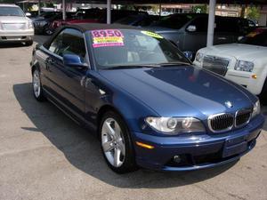 BMW 3-Series 325Ci in Seattle, WA
